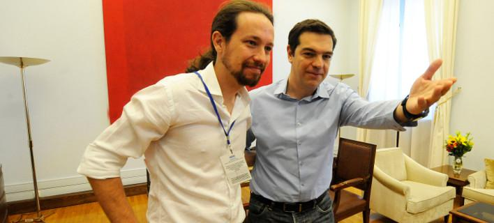 Podemos: We start from Greece – Go Alexis