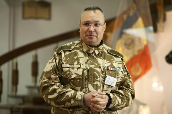 Romanian Army gets new chief commander