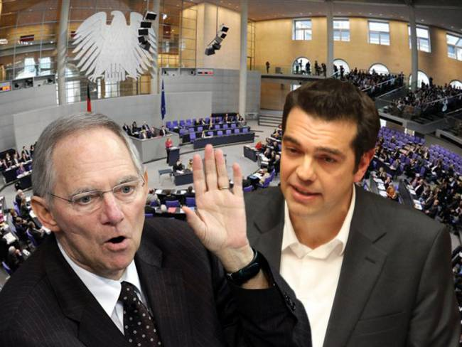 Pressure towards Greece grows