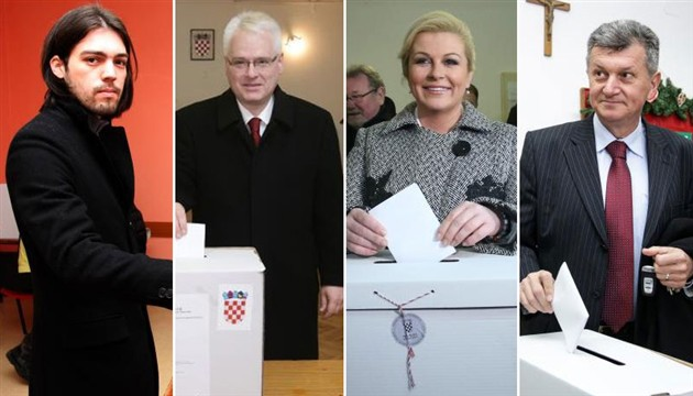 Promising turnout in Croatian Presidential election