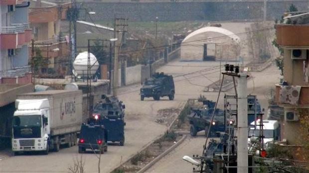 Armed conflict between Kurds and Islamists in Turkey escalate