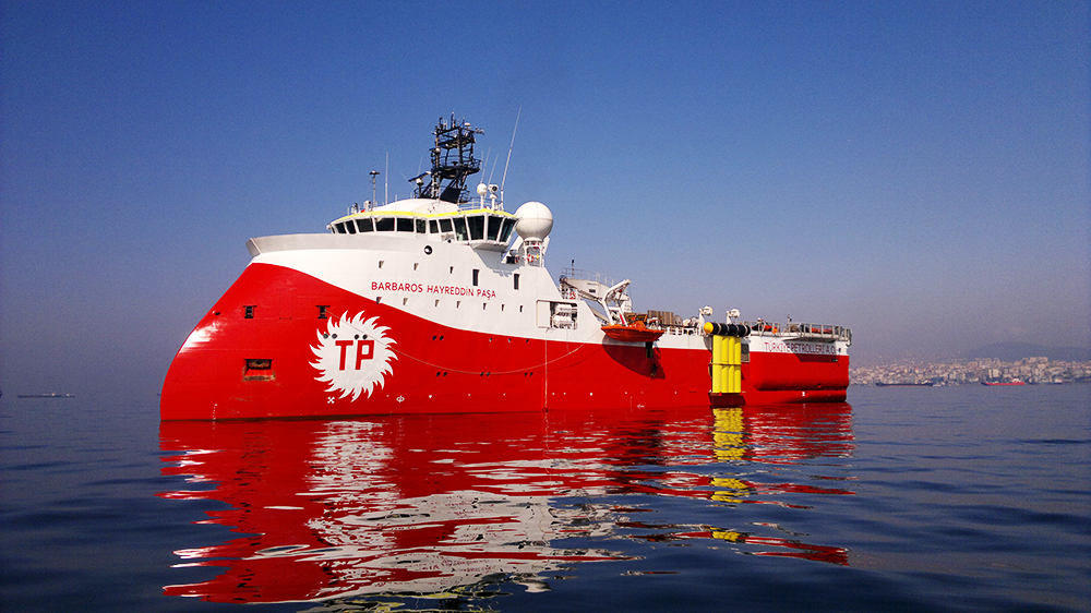 Barbaros to depart from the Republic of Cyprus EEZ?