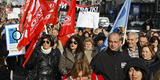 Teachers' union announces a general strike