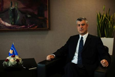 Kosovo will soon apply for accession in the Council of Europe, says Foreign Minister Thaci