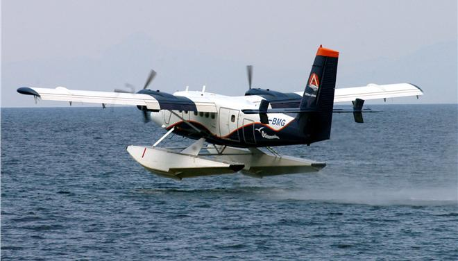 In the spring of 2015 opens the first water airport in Corfu