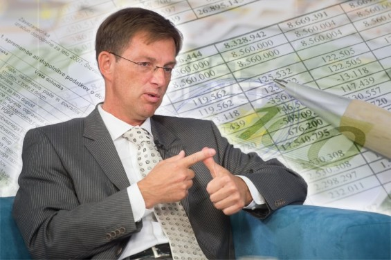 Slovenian government to discuss 2015 budget breakdown