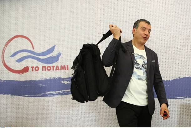 Theodorakis: We are with those who want to govern