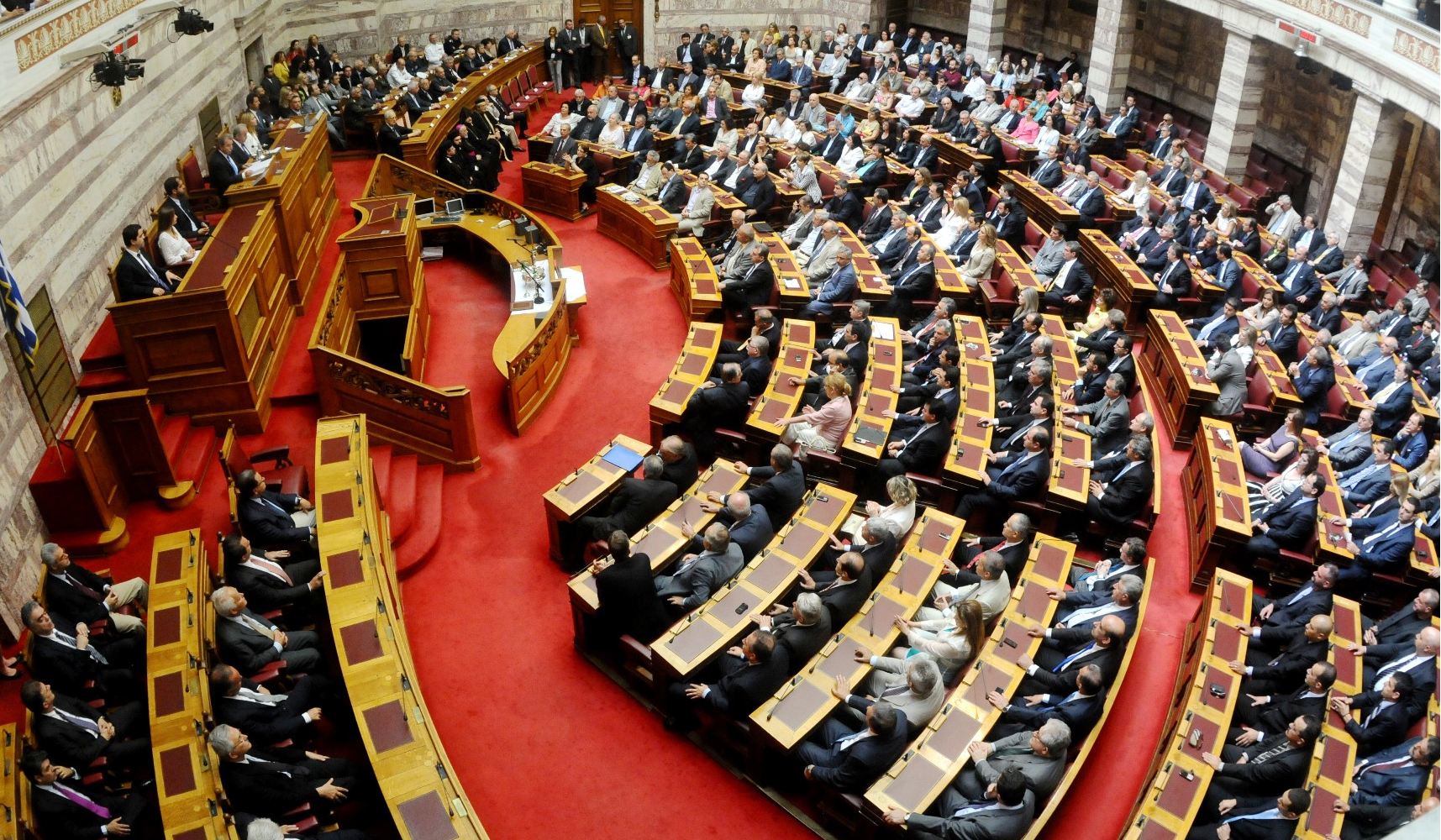 Greece: Undecided MPs take position on the election of President of the Republic