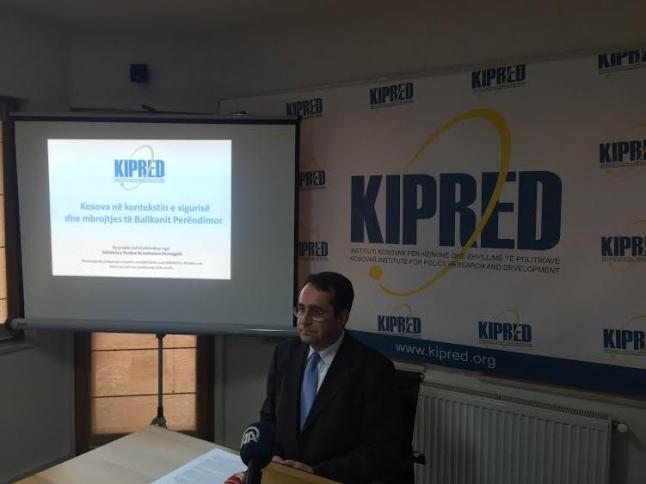 KIPRED: Balkan region is prone to instability