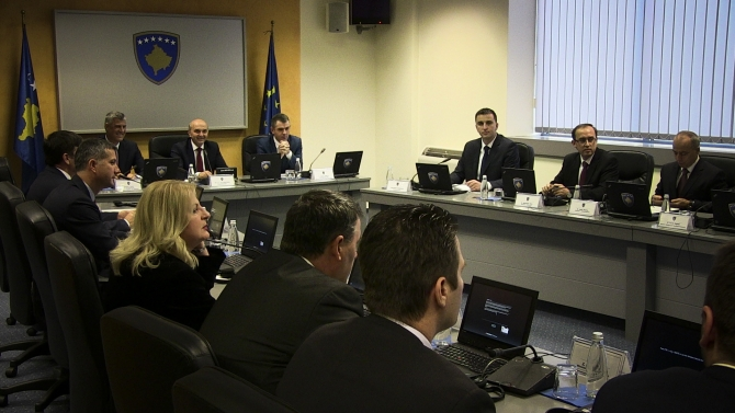 Government in Kosovo outlaws participation in foreign conflicts
