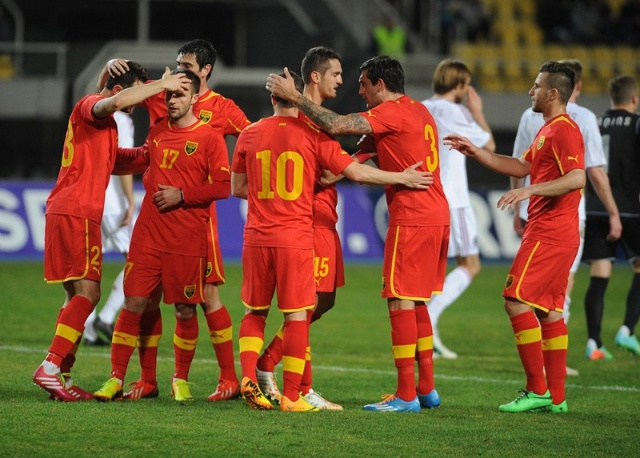 FYROM on the 100th position in FIFA ranking