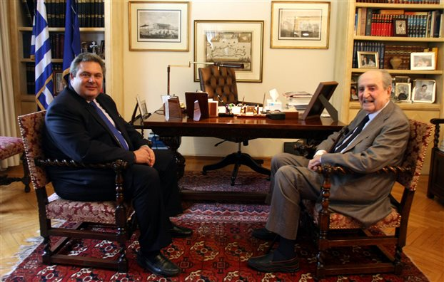 """Kammenos to K. Mitsotakis: """"The consensus solution after the elections"""""""