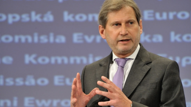 Rule of law must be a priority for Kosovo, says Hahn