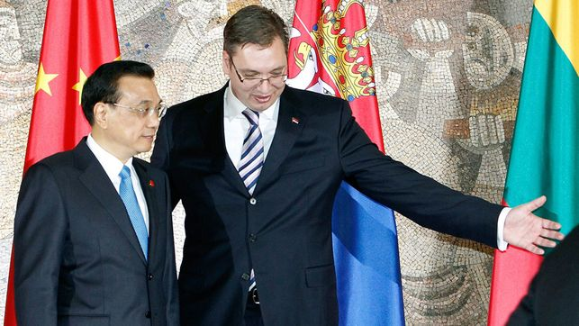 Vucic: Bridge more important than summit with China