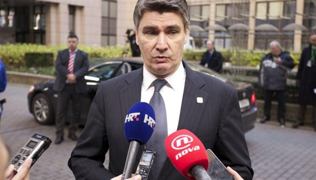Milanovic to participate at the two-day summit of the European Council
