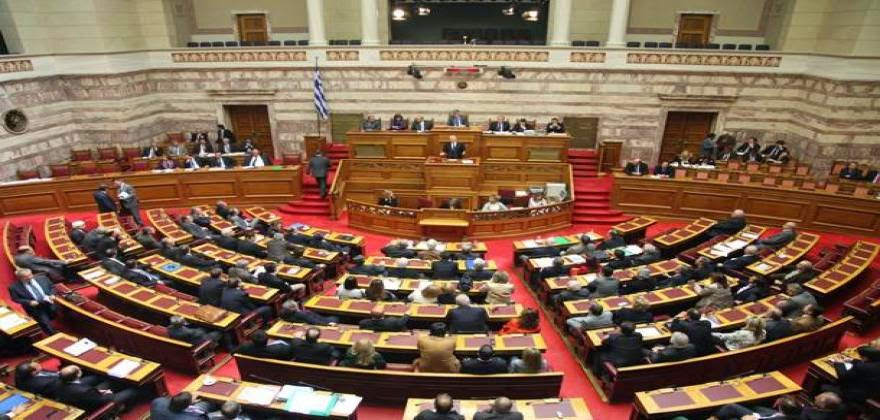 Greek parliament fails to elect President in first round