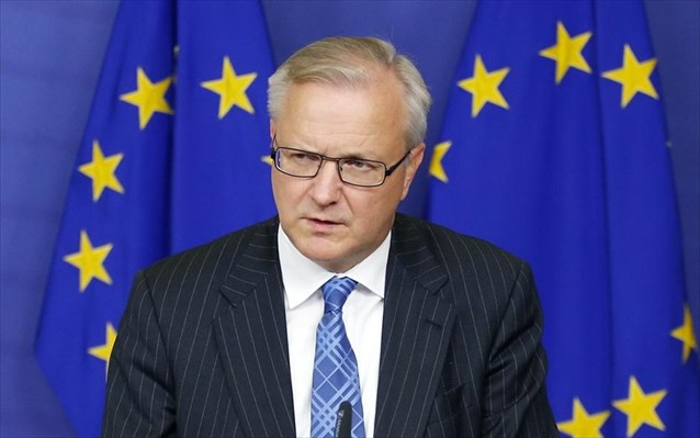 Oli Rehn: SYRIZA is committed to the euro