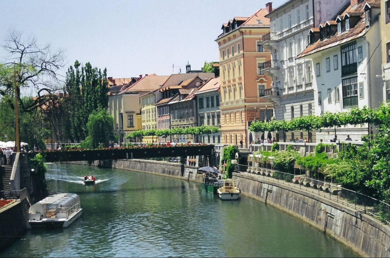 Ljubljana in 100 most sustainable tourist destinations
