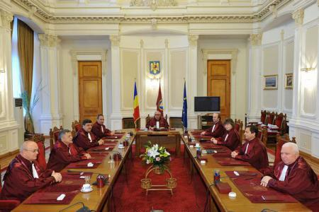 Romania's top court strikes down law on political migration of mayors
