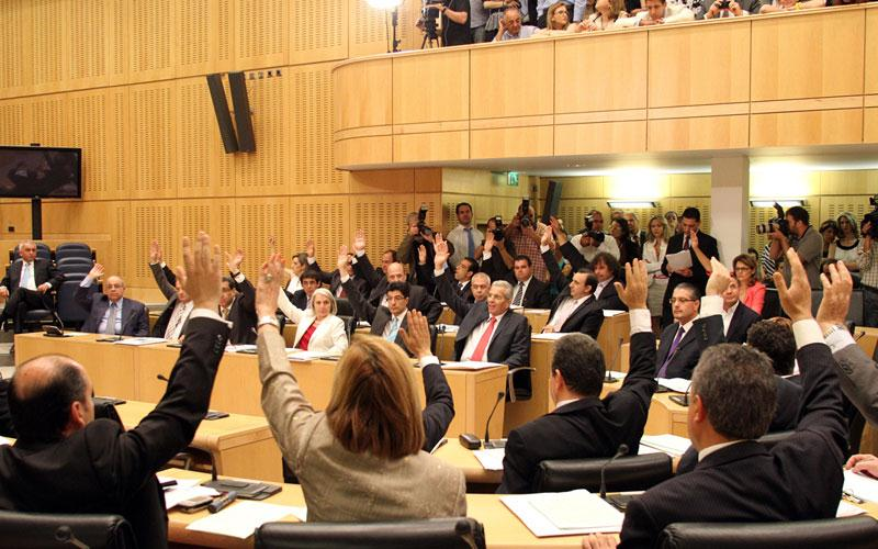 2015 budget approved in Cyprus