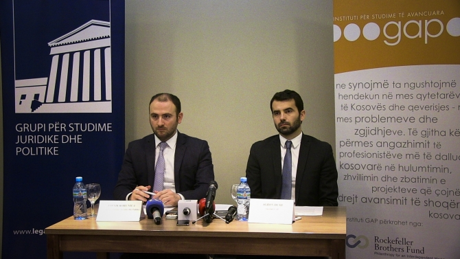 Civil society requests a law on the reduction of the government cabinet