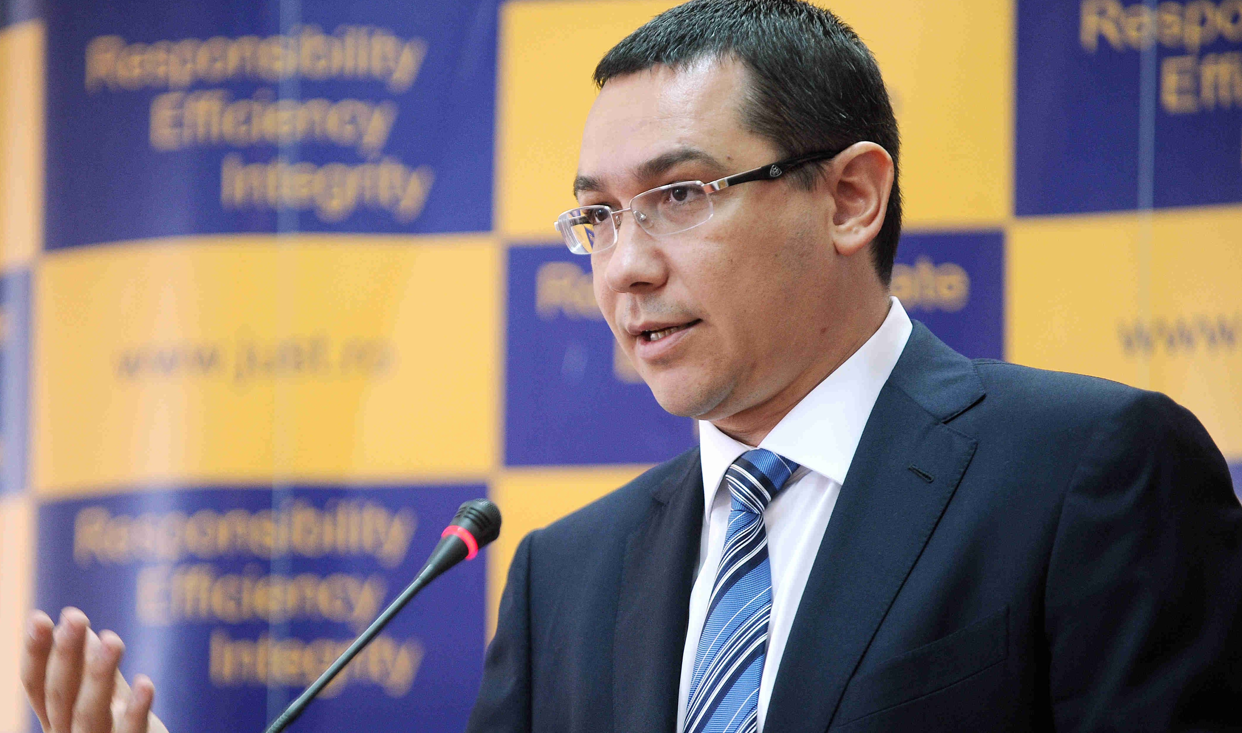 Romania's Ponta 4 Government to be sworn in today