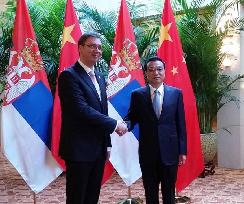 China – 16 European countries to start summit in Belgrade