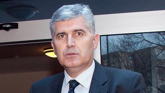 Dragan Covic invited Pope Francis to visit BiH