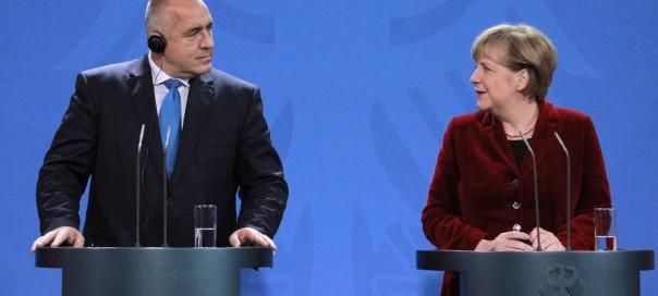 Dialogue with Russia on South Stream must continue, Merkel tells Bulgarian PM Borissov