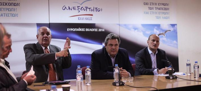 Kammenos: The presidential candidate will change in the third ballot