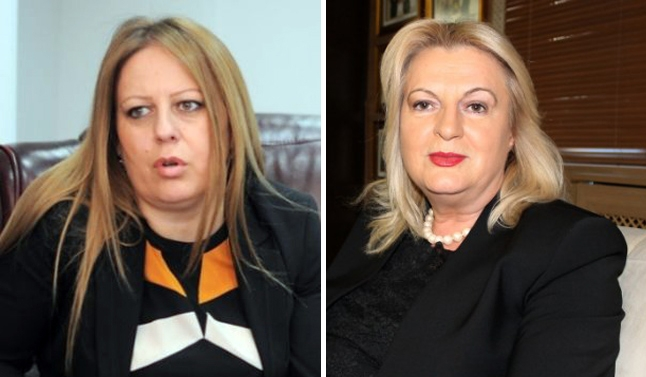 Only two women in the new government of Kosovo