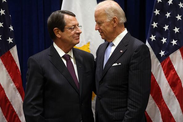 Biden to visit Anastasiades at hospital