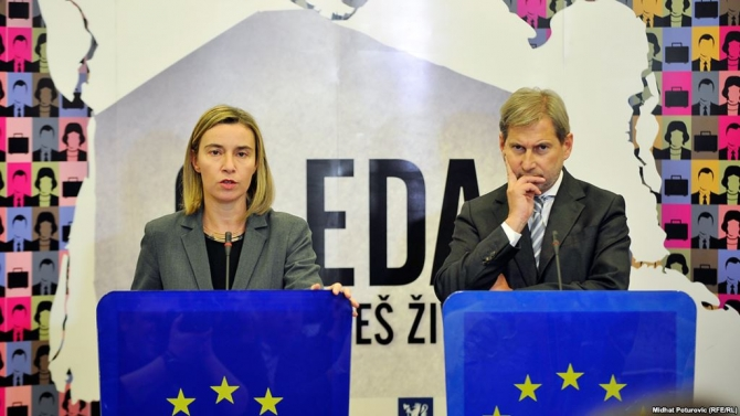 European Union is waiting to collaborate with the new government of Kosovo