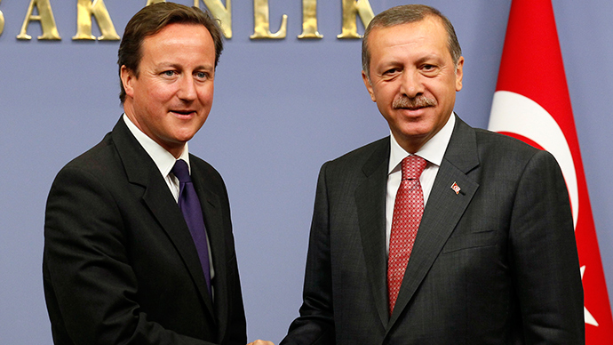 Cameron-Erdogan meeting focuses on the British who join ISIS
