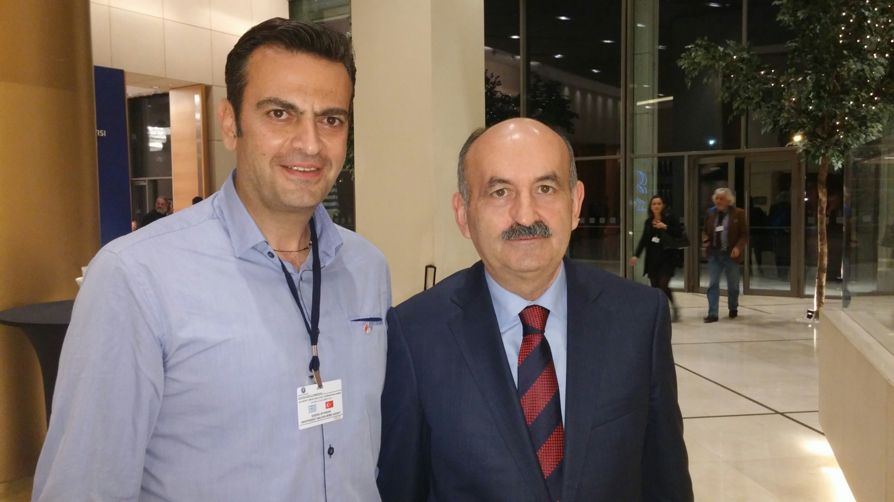 IBNA/Interview with Mehmet Müezzinoğlu Turkish Health Minister