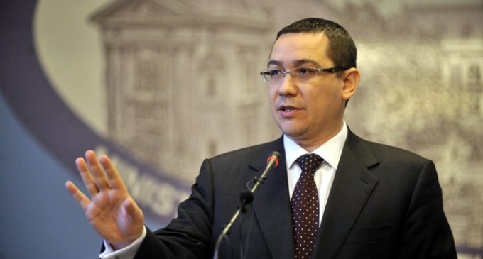 Romania crosses swords with the troika