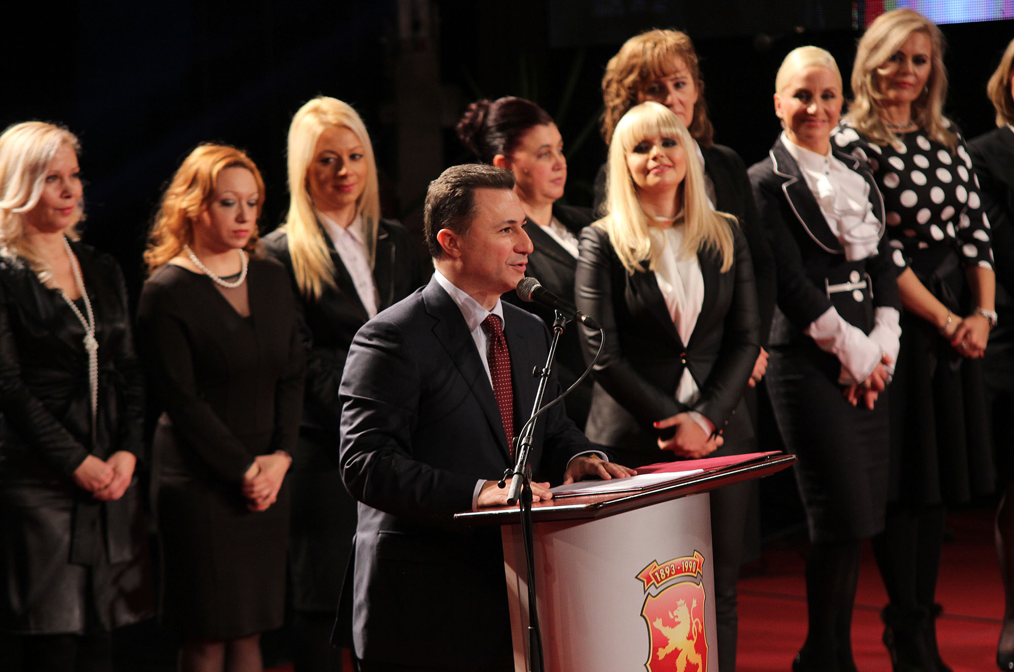 Gruevski rejects proposals for a technical government