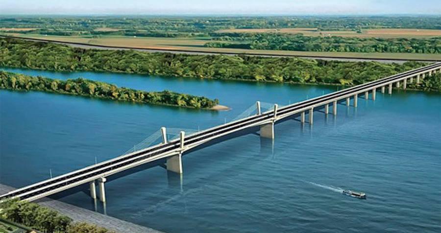 Belgrade bridge announces Chinese investments