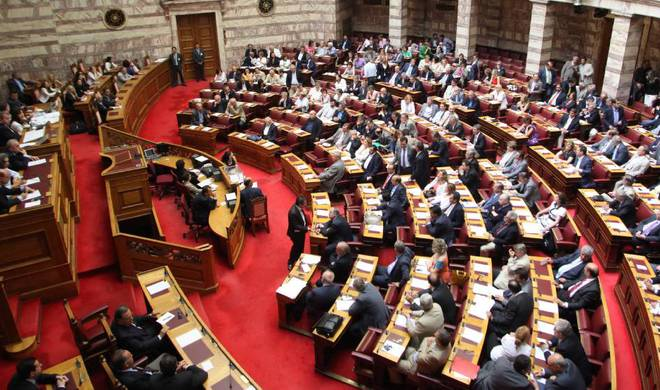 First balanced Greek budget in decades approved by Parliament