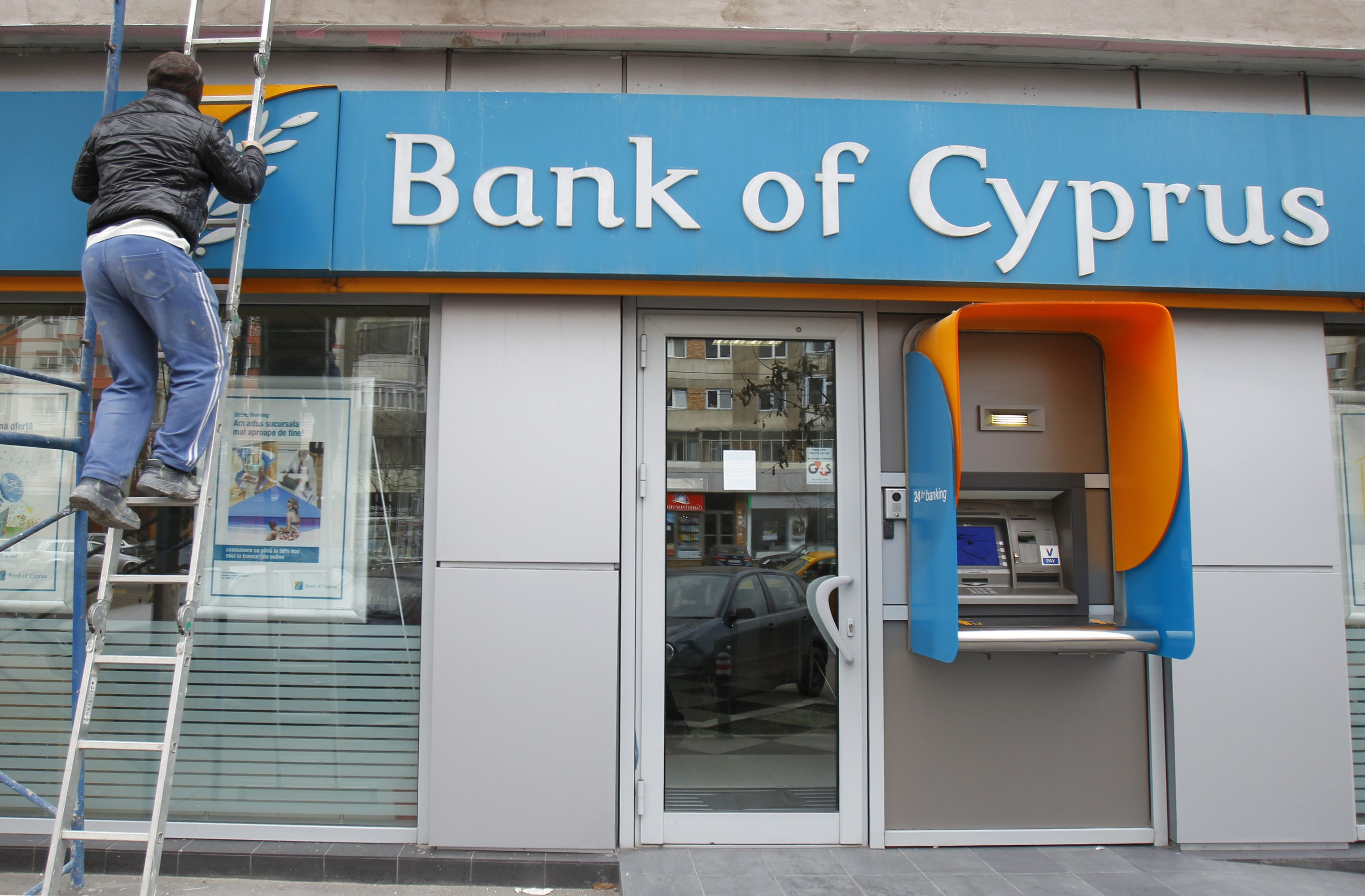 Bank officials to be prosecuted for Cyprus' financial collapse