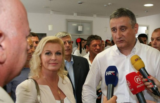 Grabar Kitarovic: Government withdrew only 25% of the available EU funds – it's treason