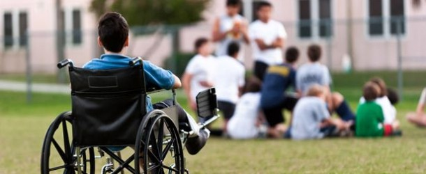 Disabled people feel discriminated