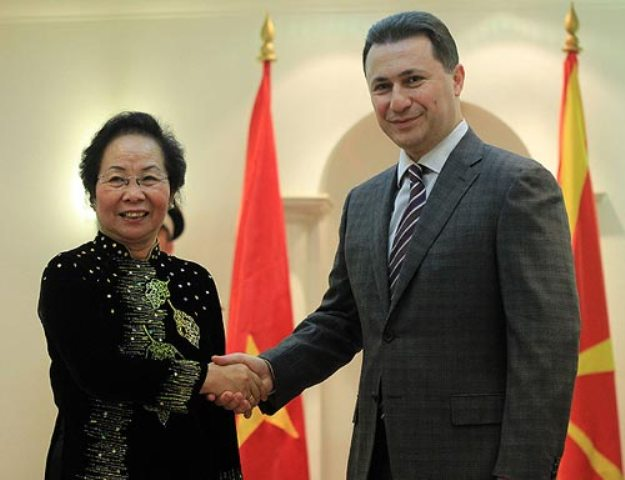 Skopje to collaborate with Vietnam