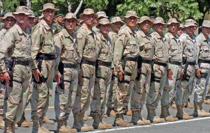 FYROM to reduce the number of its troops to Afghanistan