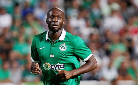 Omonia player racially abused by Apoel fans