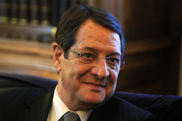 Anastasiades' open heart surgery successfully completed