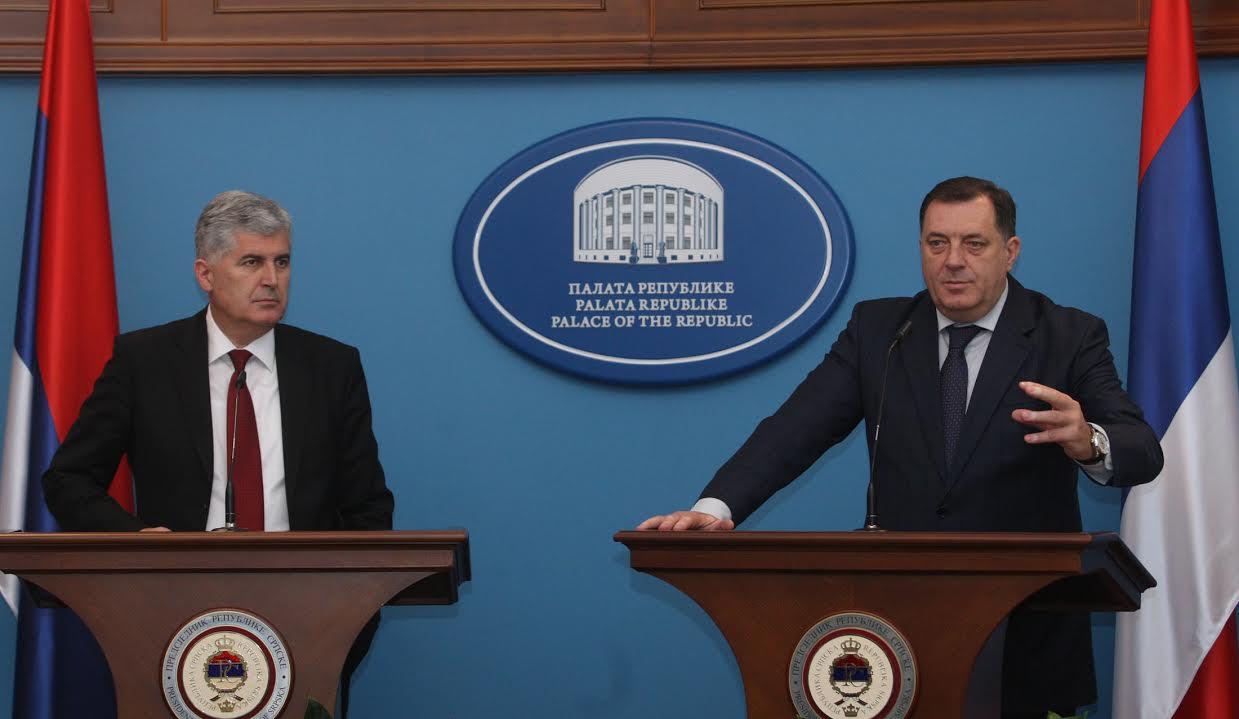 'Mathematical majority' will make decisions in BiH
