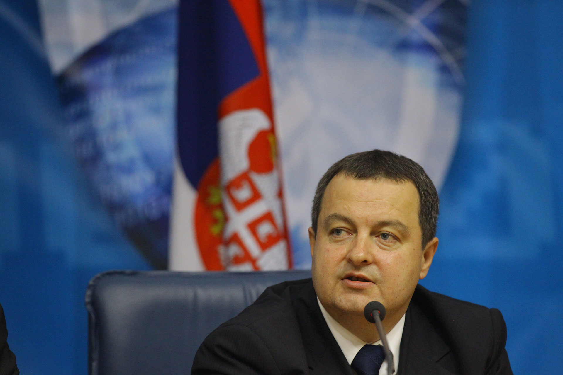 Dacic to EP: Condemn Seselj, not Serbia