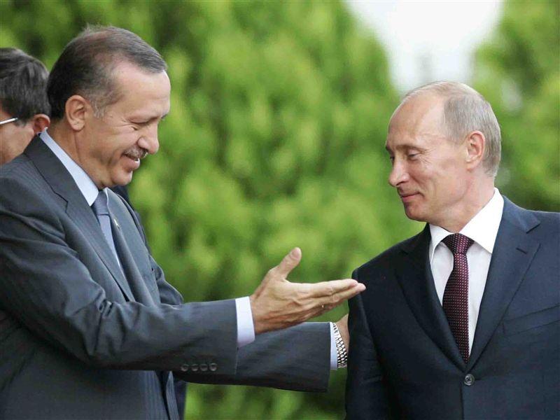 Putin's visit to Turkey brings developments