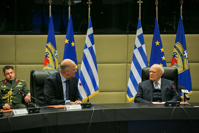 Greek President: The Armed Forces are highly trained